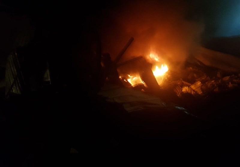 حمله موشکی جدید رژیم صهیونیستی به «لاذقیه» و حومه «حماة» در سوریه