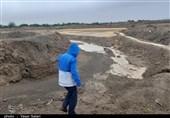 سیلاب گناباد خراسان رضوی به روایت تصویر