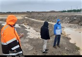 بارندگی 400 میلیارد ریال به راههای منطقه سیستان خسارت زد