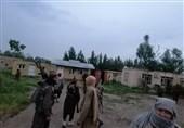 افغانستان  سقوط شهرستان «بُرکه» از ولایت «بغلان» در حمله طالبان