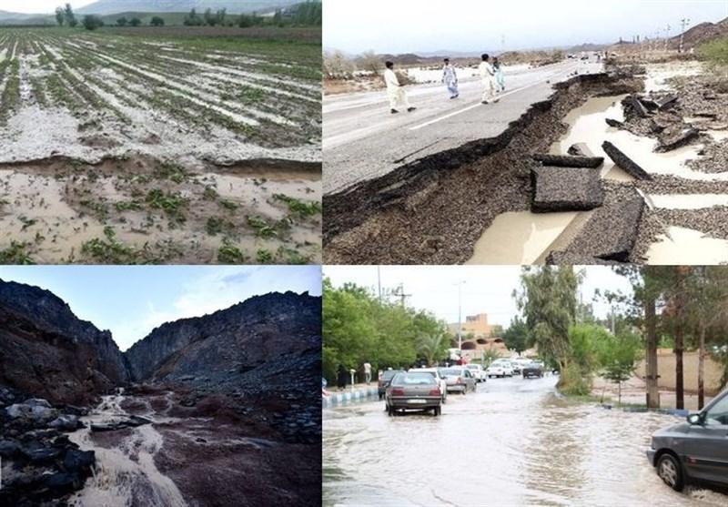 Flash Floods Hit 8 Iranian Provinces