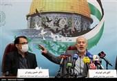 سخنرانی ناصر ابوشریف نماینده جنبش جهاد اسلامی در نشست تخصصی به مناسبت روز جهانی قدس