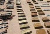 سوریا..ضبط أسلحة وذخائر فی أوکار مجموعات إرهابیة بریف درعا الشرقی وبادیة اللجاة
