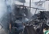 انفجار در کارخانه آلومینیوم سازی فشافویه 2 کشته و 3 مصدوم برجای گذاشت+ تصویر