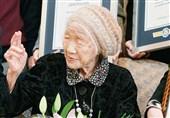 خروج پیرترین انسان دنیا از لیست حمل مشعل المپیک 2020 توکیو