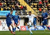 لیگ برتر اوکراین| پیروزی زوریا در بازی خارج از خانه
