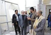 بازدید سفیر ایران در یمن از بیمارستان «جمهوری» در صنعا