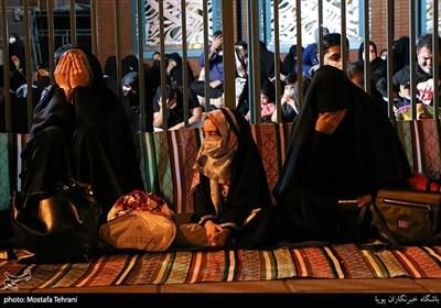 احیای شب بیست و سوم ماه رمضان در مهدیه امام حسن (ع)