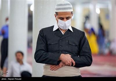 مراسم احیای شب بیست و سوم ماه رمضان در سنندج
