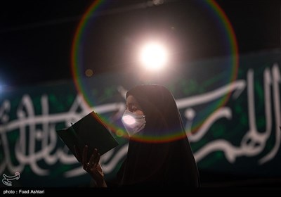 مراسم احیای شب بیستو سوم ماه رمضان