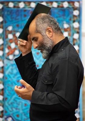 مراسم احیای شب بیست و سوم ماه رمضان در رشت