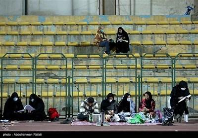 مراسم احیای شب بیست و سوم ماه رمضان در همدان