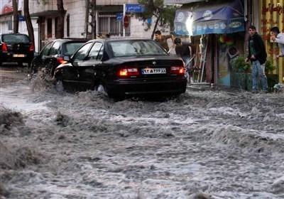 هواشناسی ایران ۱۴۰۰/۰۲/۱۷ باران و رعدوبرق ۵روزه در ۲۵ استان/ هشدار تشدید فعالیت سامانه بارشی در ۱۰ استان