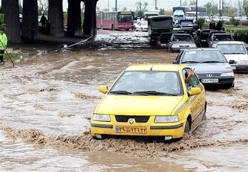 هواشناسی ایران 1400/02/16| هشدار سیلاب ناگهانی و برقگرفتگی در 12 استان