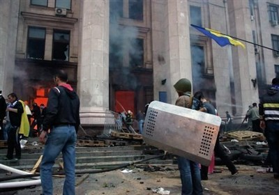 دیپلمات روس: غربیها هر دروغی که مقامات اوکراینی بگویند باور میکنند