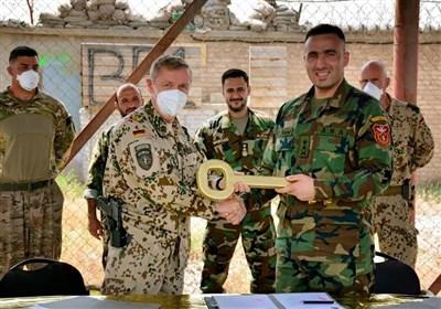 آلمان کمپ «مایک اسپن» را به ارتش افغانستان واگذار کرد