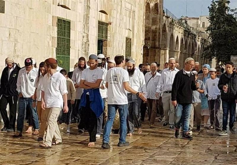 هشدار یک جنبش فلسطینی به اشغالگران درباره عواقب هرگونه توطئه در مسجدالاقصی