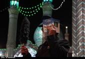 برپایی سومین شب لیالی قدر در حرم هلال بن علی(ع) آران و بیدگل به روایت تصویر