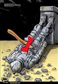 کاریکاتور/ روز قدس و نابودی اسرائیل