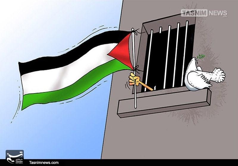 کاریکاتور/ طلوع صبح آزادی قدس نزدیک است- گرافیک و کاریکاتور  ...
