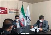 مسئولان دانشگاه علوم پزشکی کردستان از دفتر استانی تسنیم بازدید کردند + تصاویر