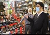 دیدار و گفتوگوی حجتالاسلام آلهاشم با کسبه بازار تبریز + تصاویر