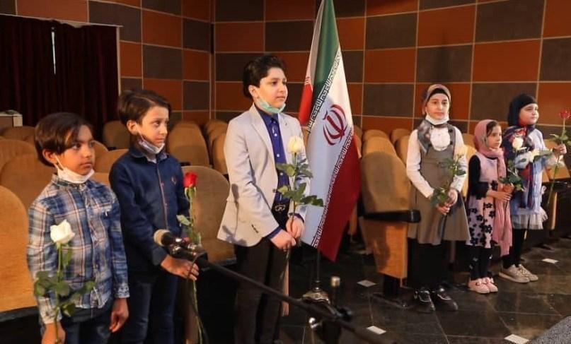 گزارشی از یک دیدار متفاوت در آستانه روز قدس/ کودکان ایرانی و سوری روبهروی هم نشستند + فیلم