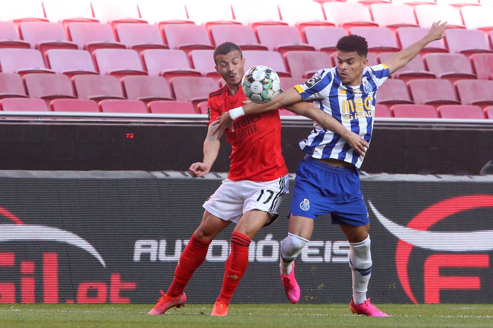 لیگ برتر پرتغال| تساوی پورتو در خانه بنفیکا