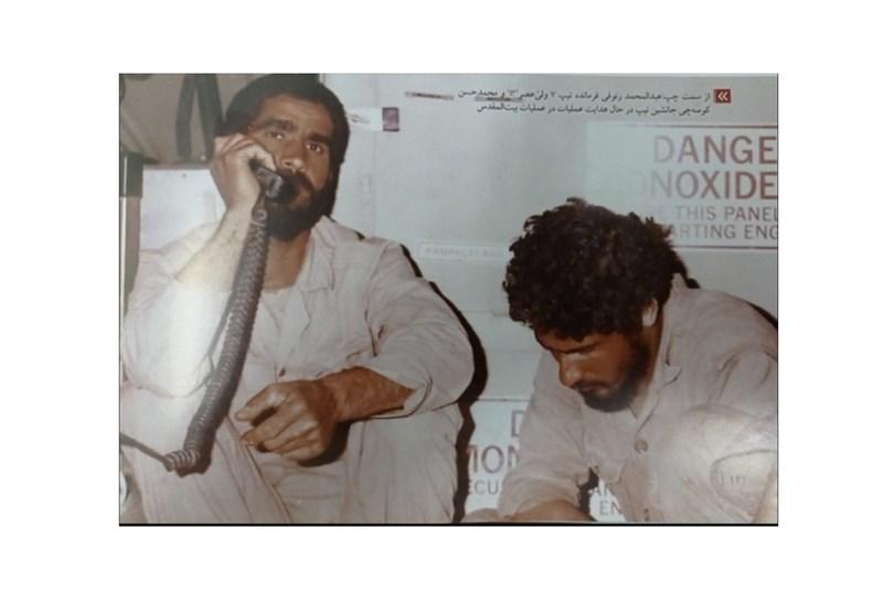 فیلم دیده نشده از آمادگی رزمندگان لشکر 7 ولیعصر(عج) دزفول برای عملیات بیت المقدس در پادگان کرخه