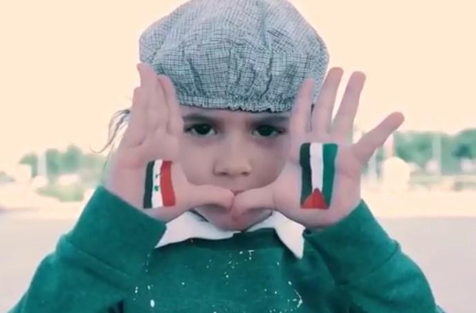 پیام کودکان ایرانی به جهان از میدان آزادی + فیلم
