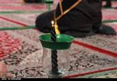 آیین شمعگردانی حرم هلال بن علی(ع) آران و بیدگل به روایت تصویر