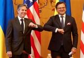 بلینکن: آمریکا کمکهای نظامی به اوکراین را افزایش میدهد