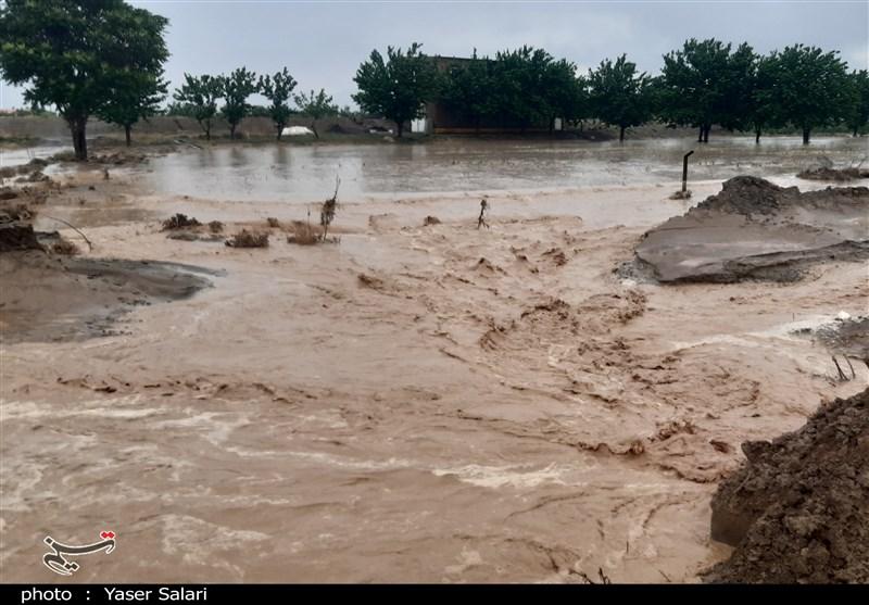 مدیریت بحران فارس برای مقابله با هرگونه حوادث جوی آماده باش است/کنارگذرهای رودخانه خشک مسدود شد
