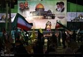 مراسم بزرگداشت روز قدس در اصفهان به روایت تصویر