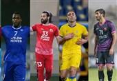 دیاباته، عباسزاده و مغانلو در میان مهاجمان درخشان لیگ قهرمانان آسیا