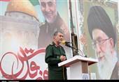 فرمانده سپاه کردستان: مبارزه همه جانبه جهان اسلام علیه اسرائیل تاآزادی قدس شریف ادامه دارد