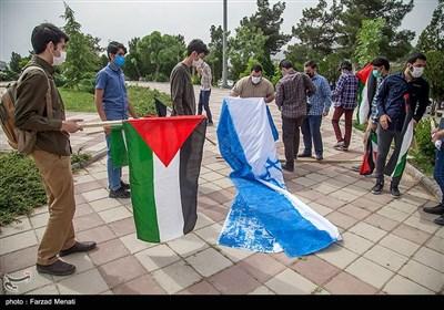 مراسم روز جهانی قدس در کرمانشاه
