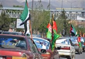 Drive-In Quds Day Event Held in Afghanistan's Capital
