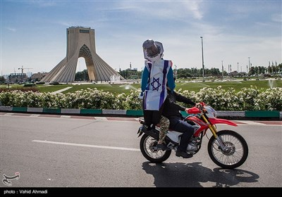 Iranians Mark Quds Day in Symbolic Gathering amid Covid-19 Restrictions