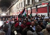 Syrians Rally in Damascus on Annual Al-Quds Day