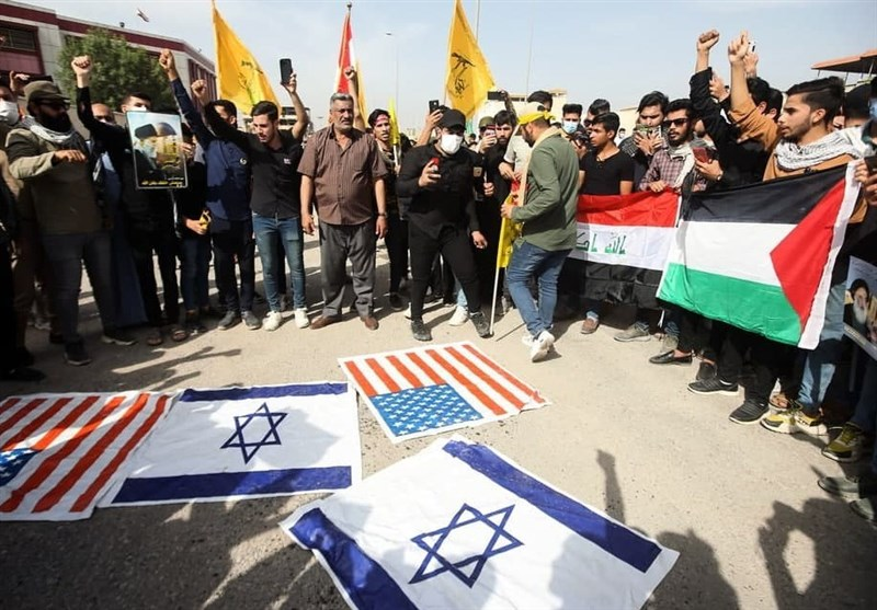 Int'l Quds Day Rallies Held in Iraqi Cities (+Video)