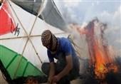 از سرگیری پرتاب بالنهای آتشزا به سمت شهرکهای صهیونیستنشین