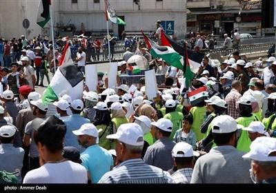 یوم القدس العالمی فی سوریا