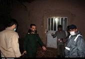 روایت تلاشهای جهادگران بسیجی و پاسدار دامغانی برای کمک به مردم سیلزده از دریچه دوربین
