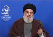Hezbollah Chief Lauds Palestinians' Resistance, Rejection of Israeli Occupation