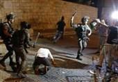 إصابة عشرات الفلسطینیین عقب اقتحام قوات العدو الإسرائیلی للمسجد الأقصى