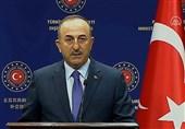 اظهارات چاووش اوغلو درباره جزئیات دیدار هیئت ترکیه با مصر در قاهره