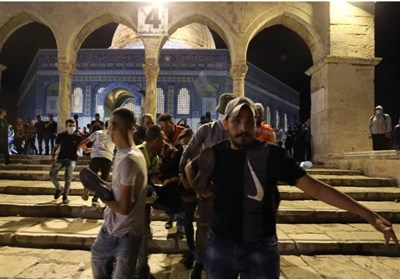 Iran Condemns Israeli Attack on Al-Aqsa Mosque Worshippers