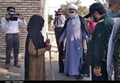 بیش از 400 پروژه محرومیت زدایی بسیج سازندگی در استان کرمان افتتاح شد+تصاویر