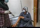 آغاز واکسیناسیون گروه سنی بالای75 سال -اهواز